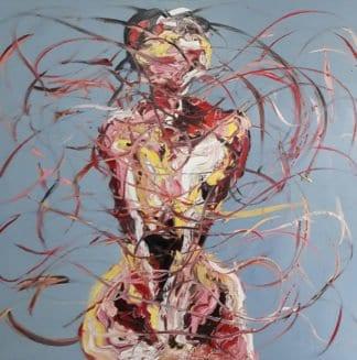 Worapol - Painting 44 - 190 x 200 - 240