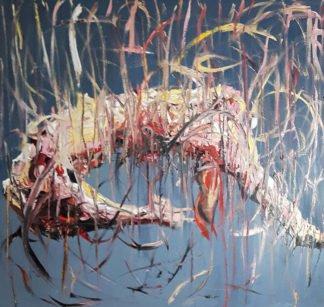 Worapol - Painting 45 - 200 x 190 - 240
