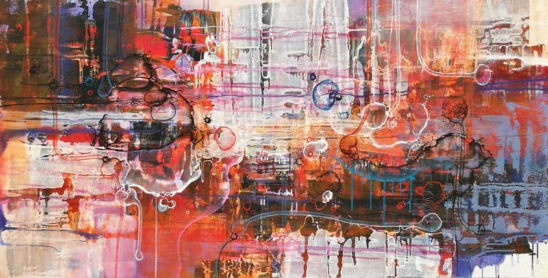 Noi - Abstract 34 - 180 x 90 - 25