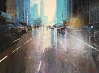 Warapote - Cityscape 12 - 170 x 130 - 15