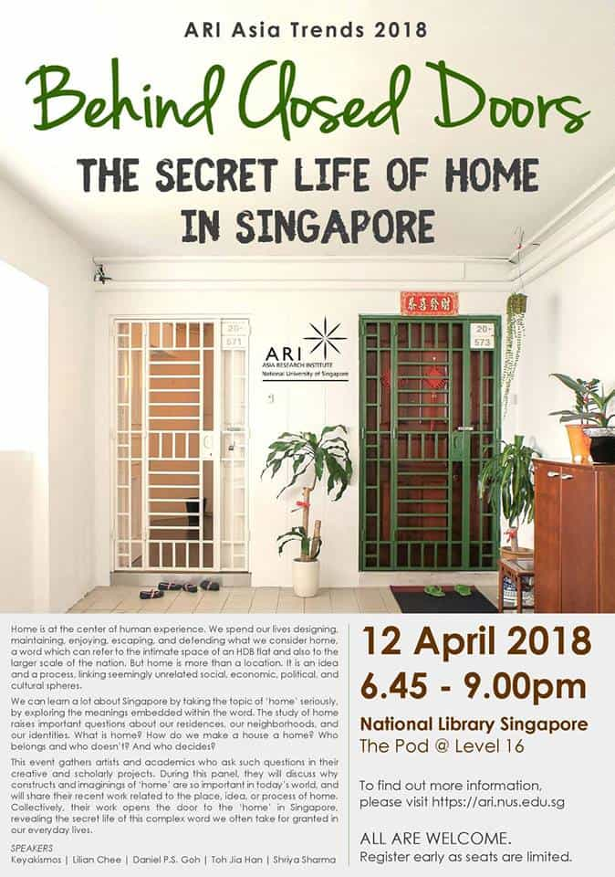 National Library Singapore - Behind Closed Doors