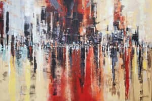 Gittisak - Look Inside Your Mind (Diptych)- 180 x 120 - 25