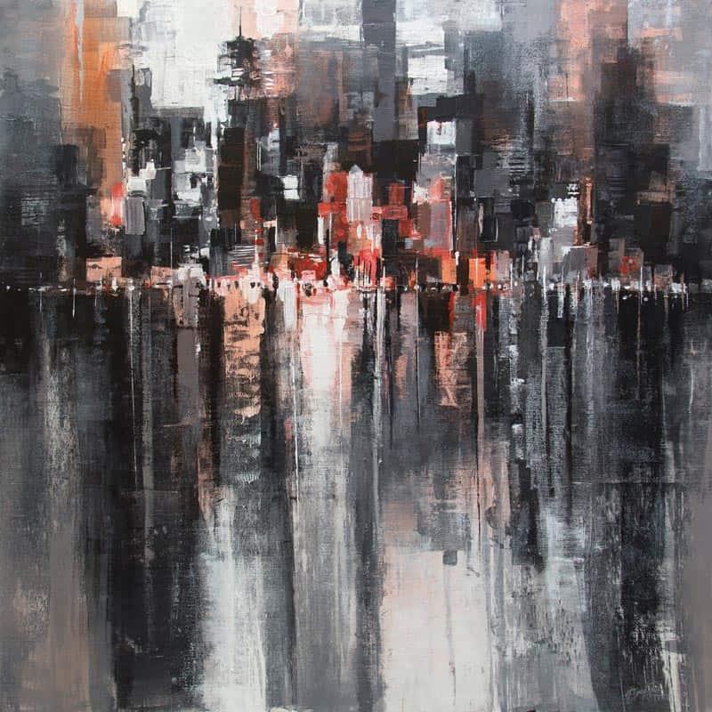 Gittisak - The Dark Knight - 100 x 100 - 12