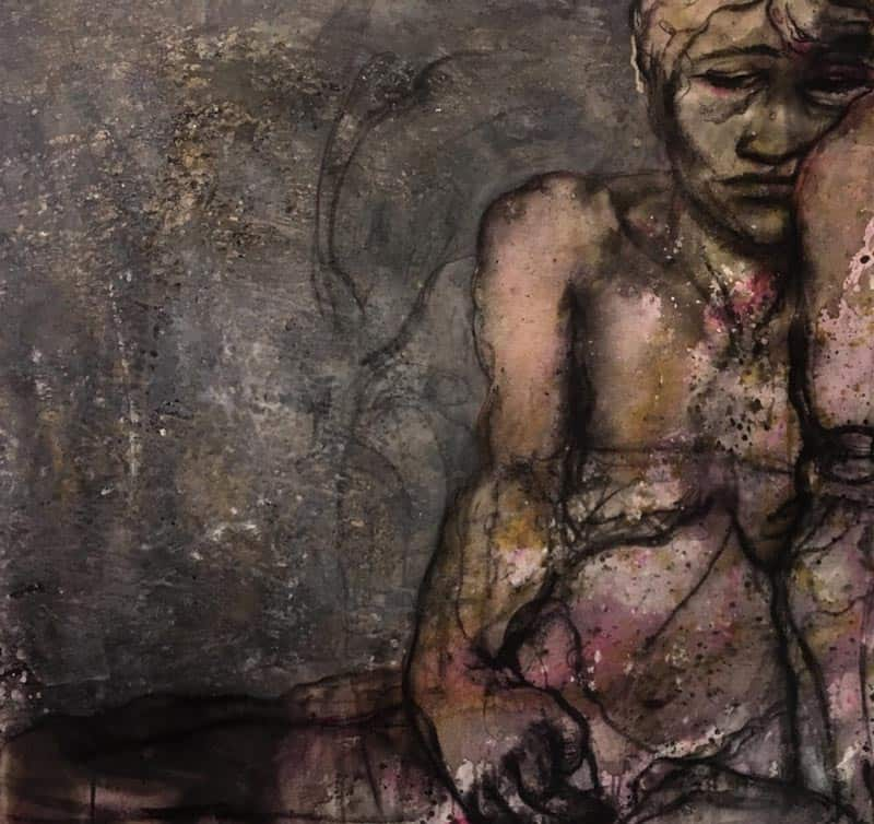 Mitr - Painting 12 - 100 x 100 - 20