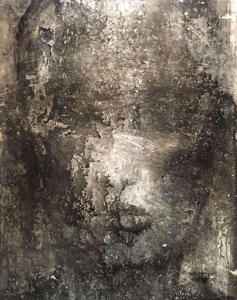 Mitr - Painting 16 - 100 x 150 - 27