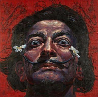 Puritat - Salvador Dali - 200 x 200 - 350