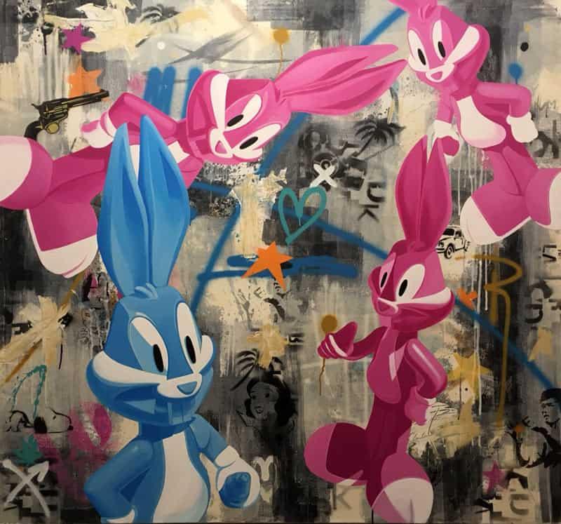 SOS - Bugs Bunny 03 - 150 x 140 - 50