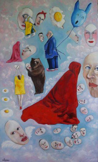 Ta - Ensemble of Dreams - 90 x 150 - 44