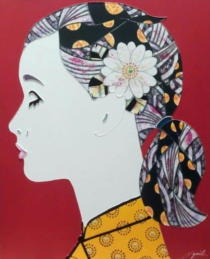 Chuthip - Portrait 37 - 90 x 110 - 15