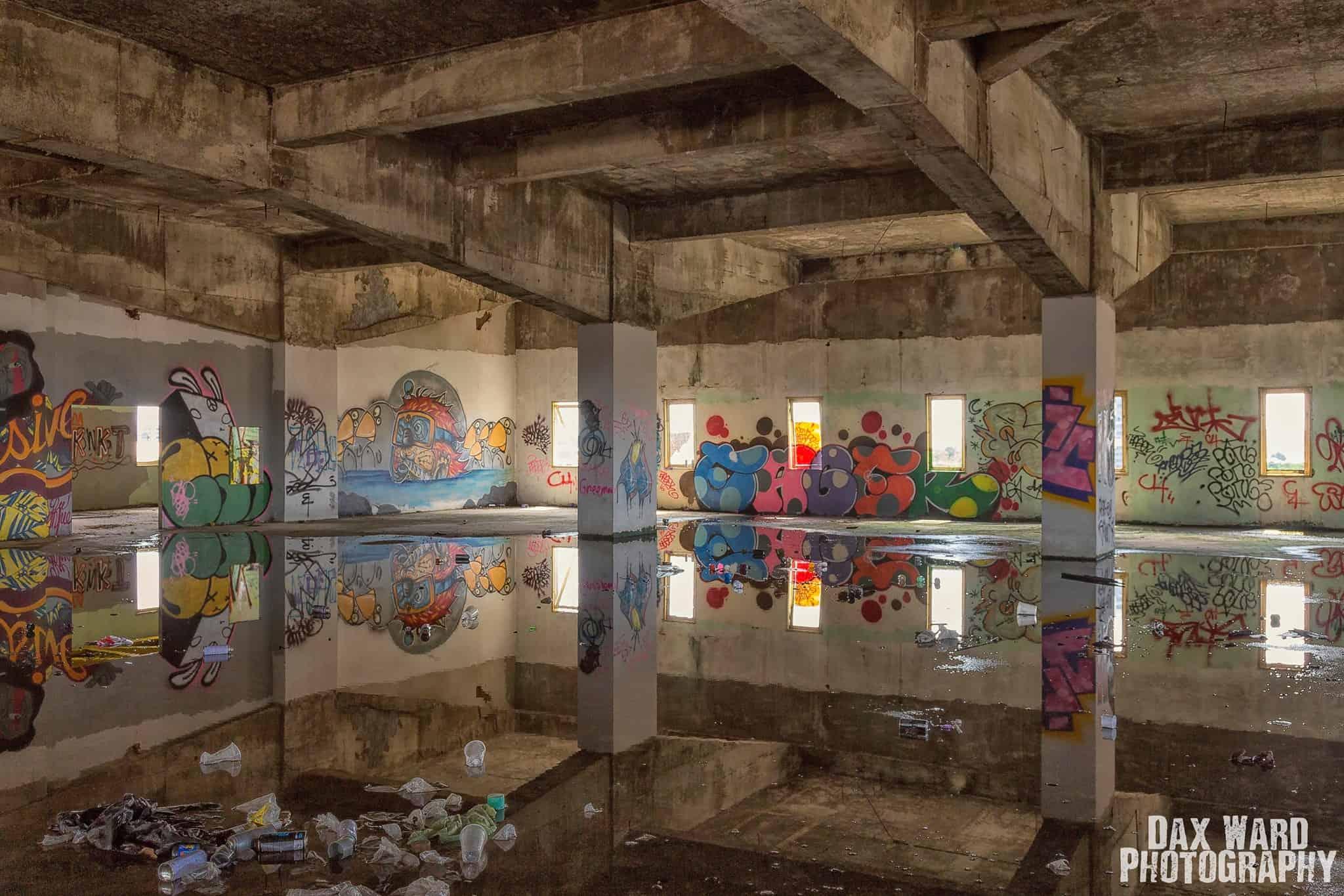 JAM - Abandonia - Photography Exhibition of Dax Ward