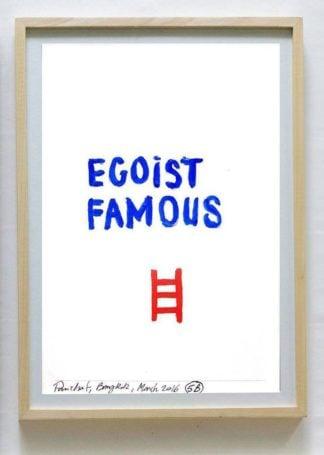 Ugo Li - Egoist - 46 x 64 -15