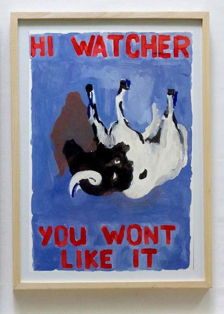 Ugo Li - Hi-Watcher - 46 x 64 -15