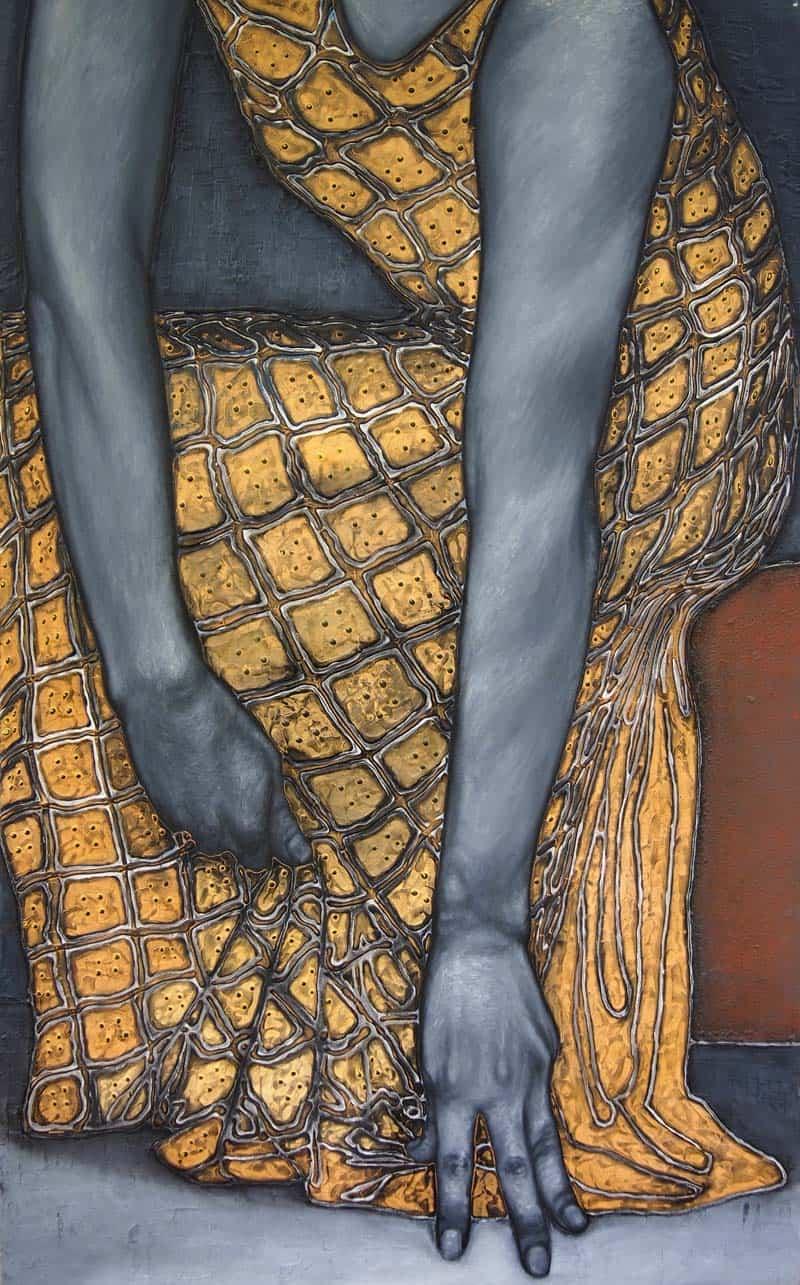 Warawut - Human format No 2 - 120 x 200 - 70