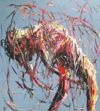 Worapol - Painting 46 - 185 x 200 - 240