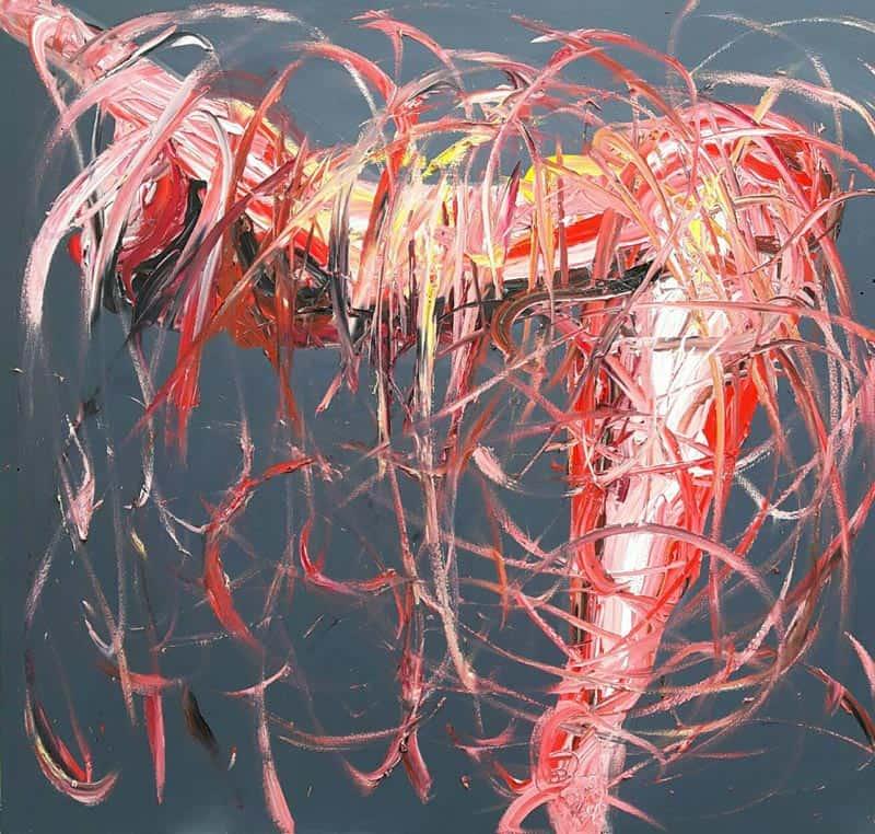 Worapol - Painting 47 - 200 x 185 - 240