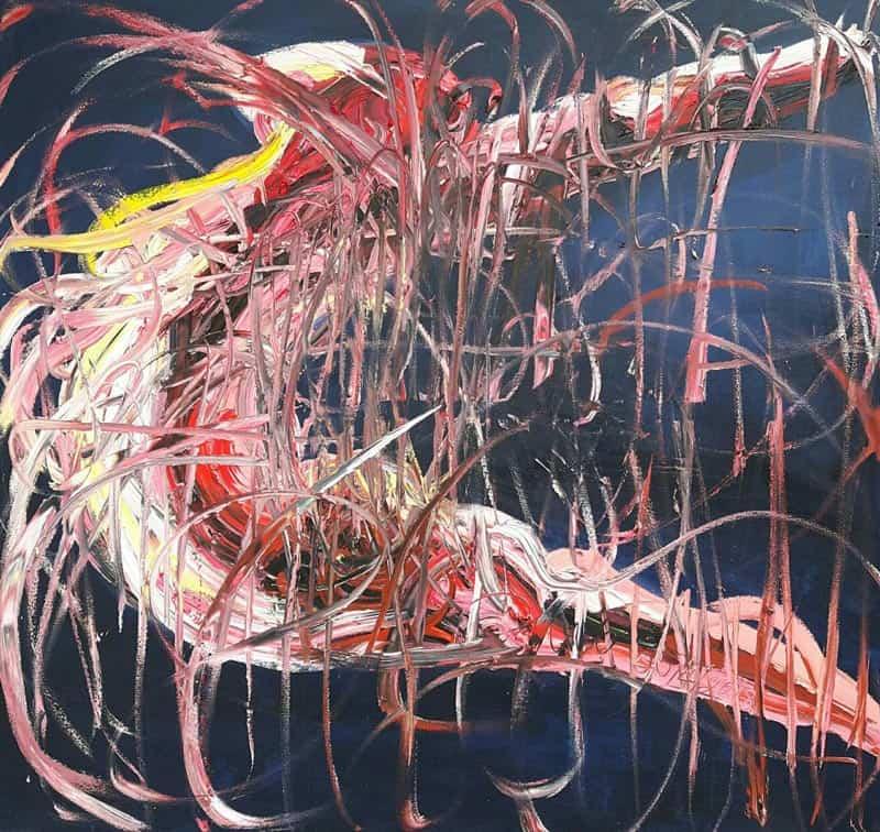 Worapol - Painting 48 - 200 x 185 - 240
