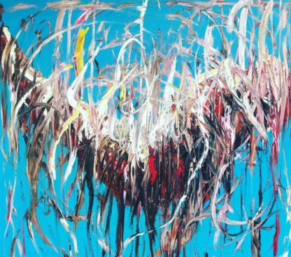 Worapol - Painting 49 - 200 x 185 - 240