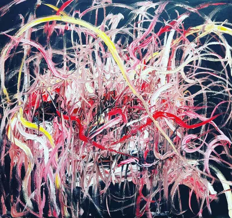 Worapol - Painting 50 - 200 x 185 - 240