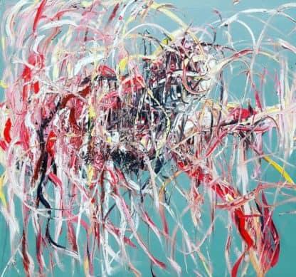 Worapol - Painting 52 - 200 x 185 - 240