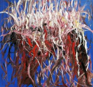Worapol - Painting 53 - 200 x 185 - 240