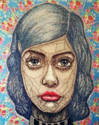 Age - Portrait 72 - 120 x 150 - 40