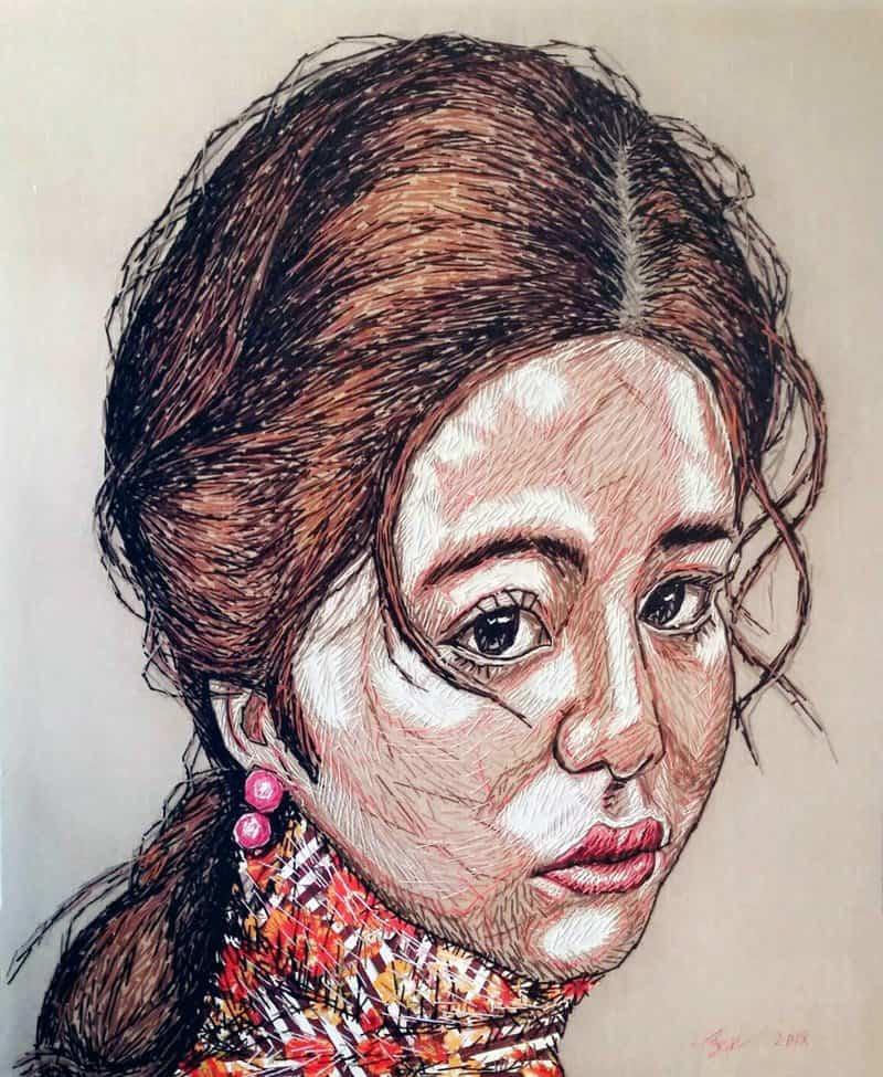 Age - Portrait 75 - 120 x 150 - 40