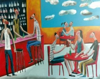 Kitti - Hang Out - 90 x 70 - 8