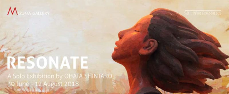 Mizuma Gallery - Ohata Shintaro - Resonate
