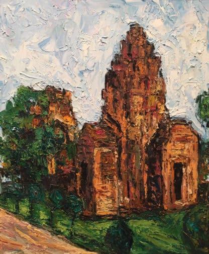 Phum - Temple 01 - 40 x 60 - 13
