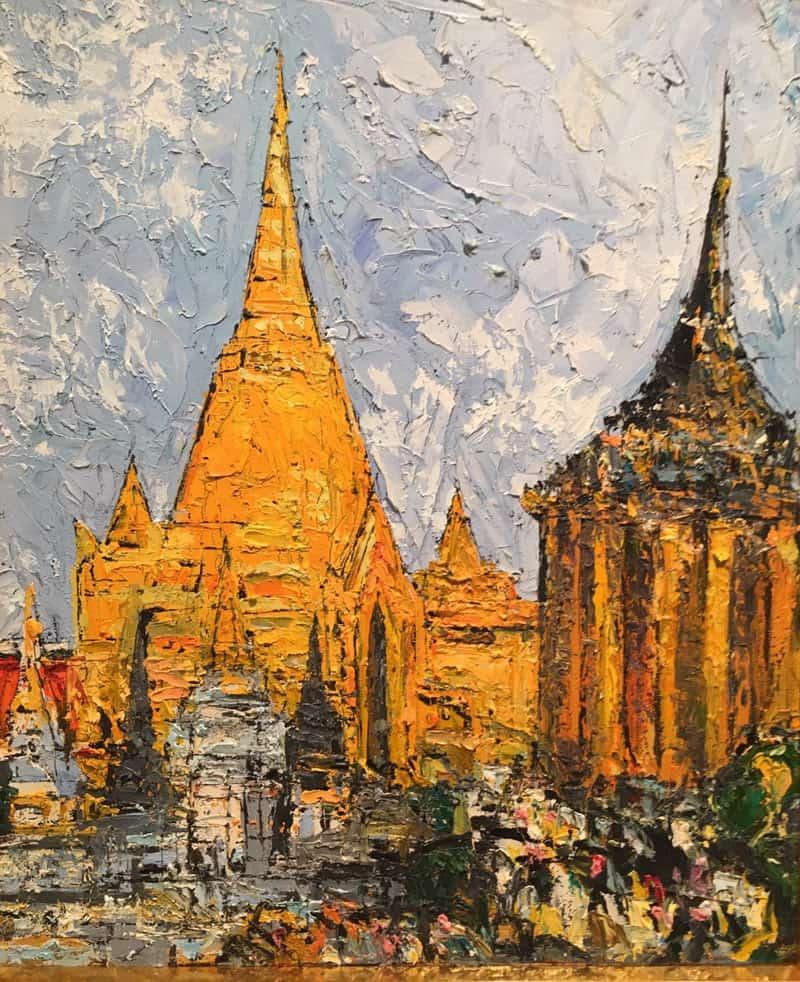 Phum - Temple 02 - 40 x 60 - 13-