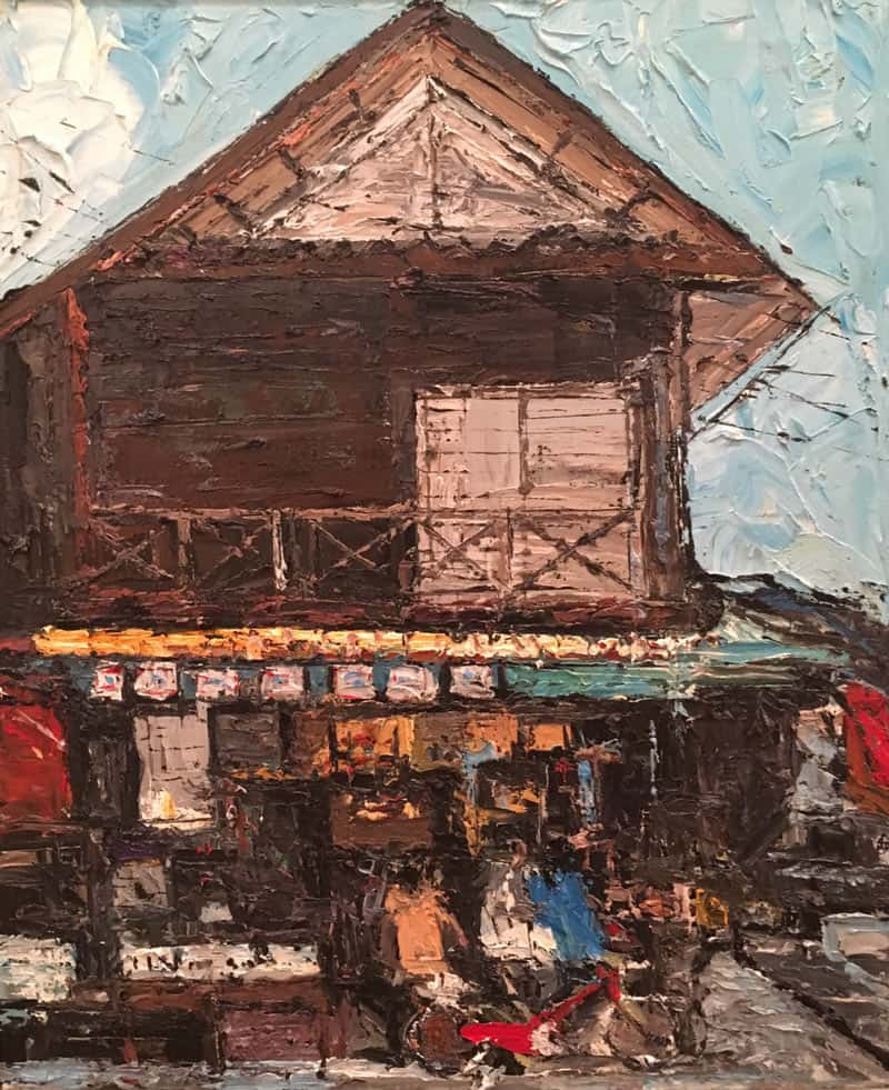 Phum - Thai wooden House - 40 x 60 - 13