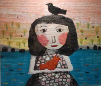 Tanarug - Girl 02 - 150 x 130 - 35