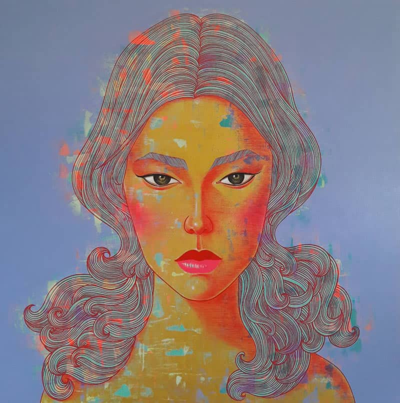 Vatcharapong - Woman Portrait 24 - 150 x 150 - 25