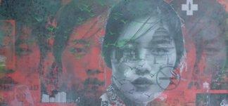 Kee - pop art 20 - 150 x 70 - 25