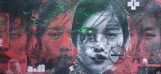 Kee - pop art 20 - v 2019 - 150 x 70 - 25