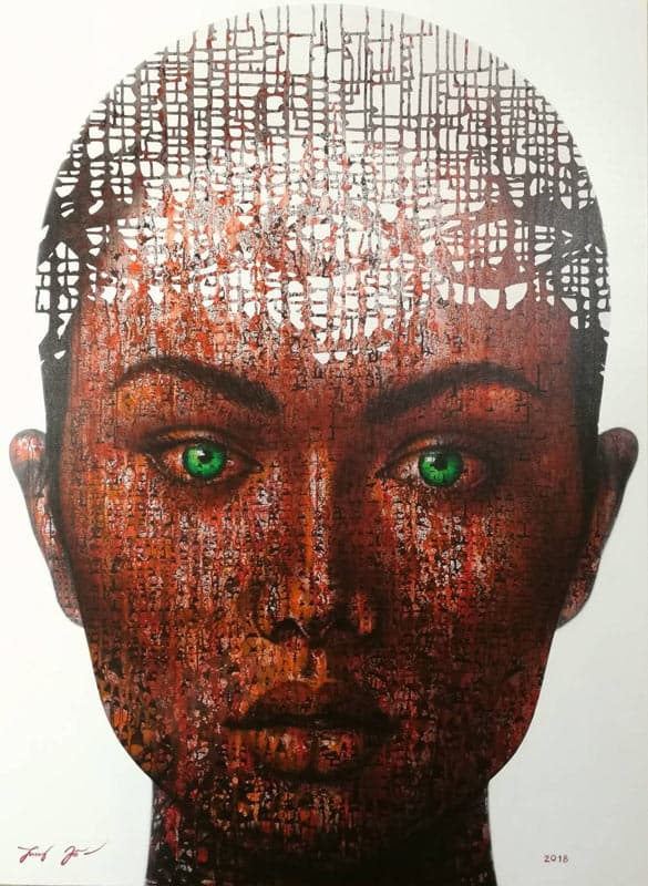 Paitoon - Portrait Master 49 - 110 x 150 - 50