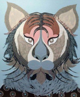 Kamontip - Painting 25 - 100 x 120 - 15