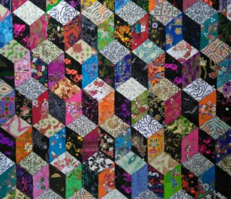 Tanawat - Pattern Collage - 140 x 120 - 15