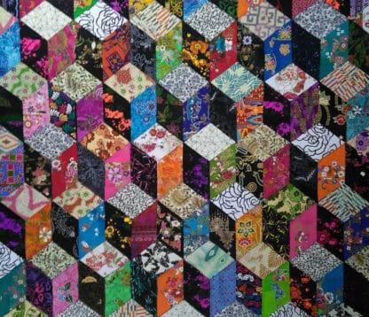 Tanawat - Pattern Collage - 140 x 120 - 15