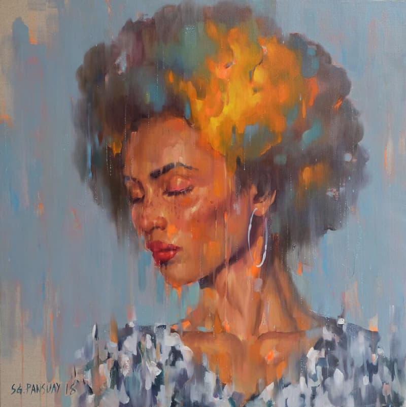 Arthit - Afro Flow Series 11 - 120 x 120 - 40