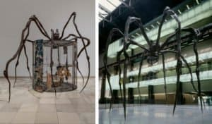 Long Museum West Bund - Louise Bourgeois - The Eternal Thread