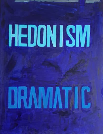 Ugo Li - Hedonism : Dramatic - 84 x 108 - 50