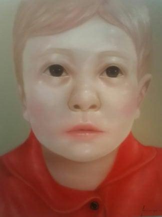 Aranya - Portrait 50 - 100 x 120 - 22