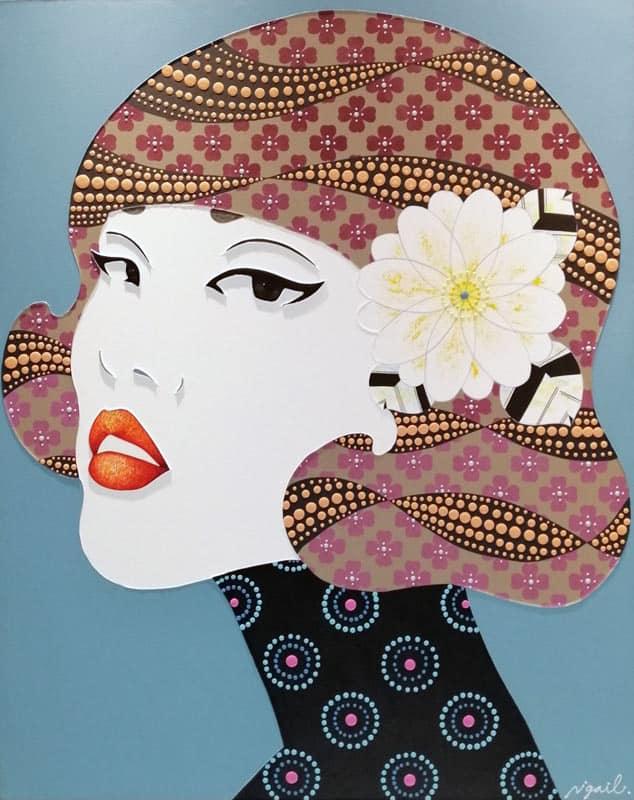 Chuthip - Portrait 38 - 120 x 150 - 23