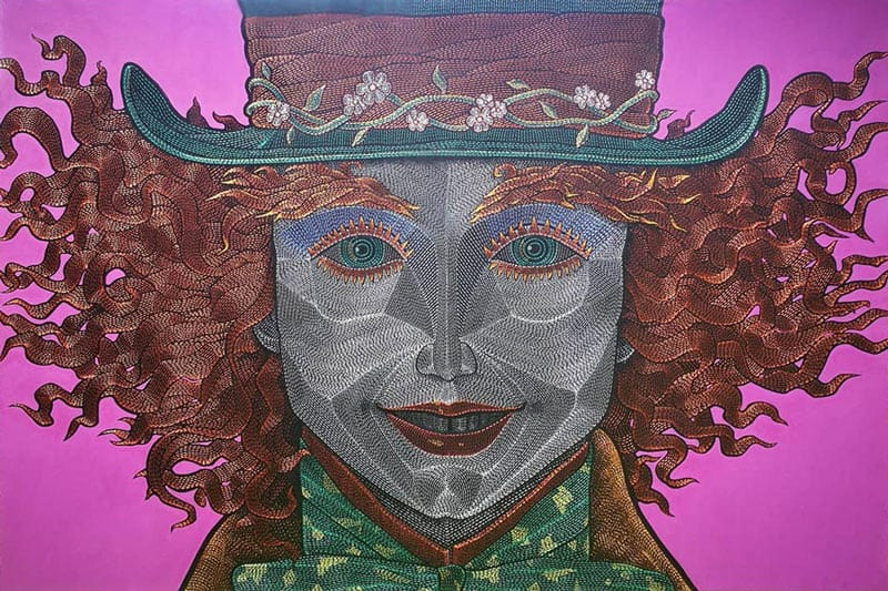 Joe - Mad Hatter - 240 x 160 - 90