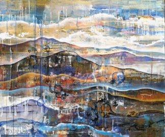 Noi - Abstract 35 - 120 x 100 - 16