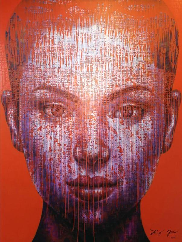 Paitoon - Portrait Master 51 - 150 x 200 - 70