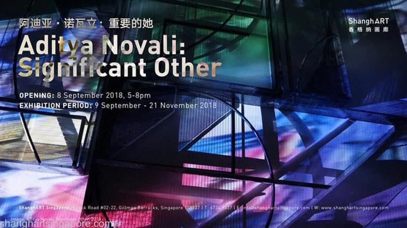 ShanghART Singapore - Aditya Novali - Significant Other