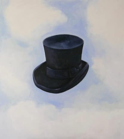 Ta - Hat in the clouds - 90 x 100 - 22-5