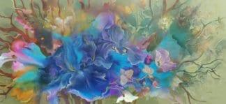 Tor - Flower 47 - 170 x 80 - 18